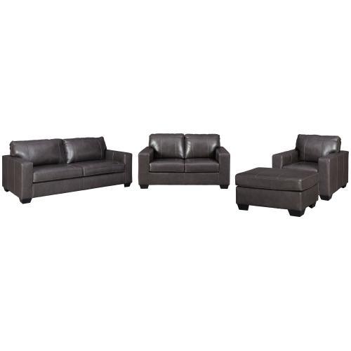 Ashley - Sofa, Loveseat, Chair and Ottoman