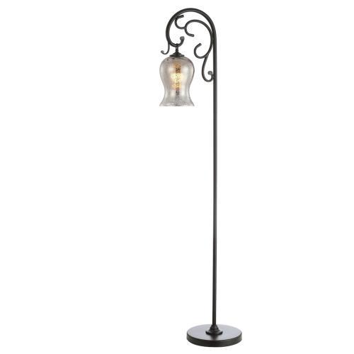 Meridia Floor Lamp - Black