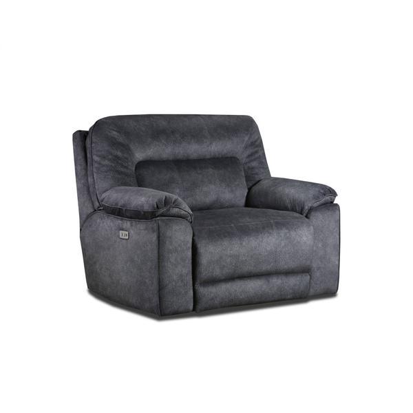 Power Headrest Chair & 1/2 Recliner