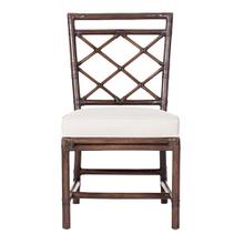 X & Diamond Side Chair