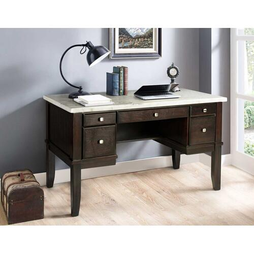 Francis Marble Top Desk