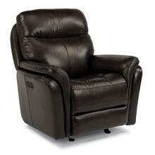 Product Image - Zoey Power Gliding Recliner with Power Headrest