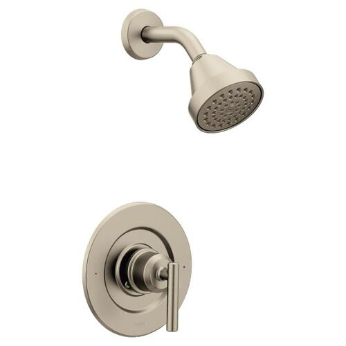 Gibson brushed nickel posi-temp® shower only