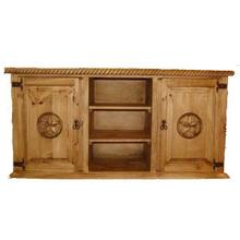 See Details - Star Rope TV Stand