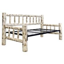 Montana Log Day Beds
