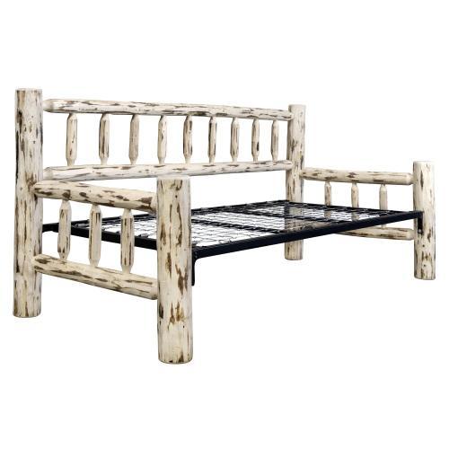 Montana Log Day Beds