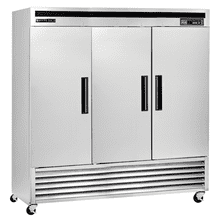 Maxx Cold Reach-In Upright Freezer in Stainless Steel (72 cu. ft.)