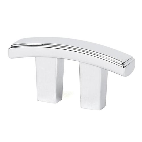 Arch Pull A418 - Polished Chrome