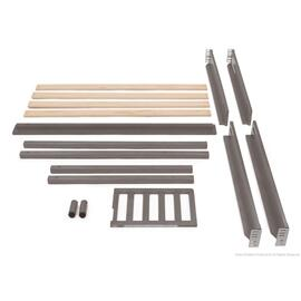 Crib N Changer Conversion Kit - Classic Grey (028)