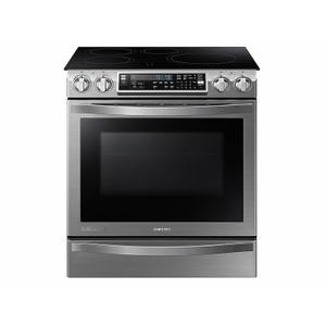 Samsung5.8 cu. ft. Slide-In Induction Chef Collection Range with Flex Duo™ Oven