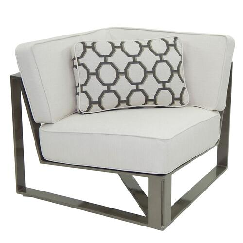 Castelle - Park Place Sectional Corner Lounge Chair