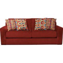 Sofa - Scarlet