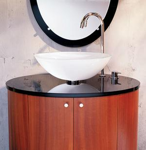Oval Wall Mirror Product Image