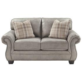 Olsberg Loveseat Steel