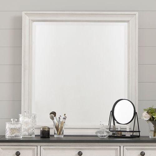 Counter Height Vanity Mirror