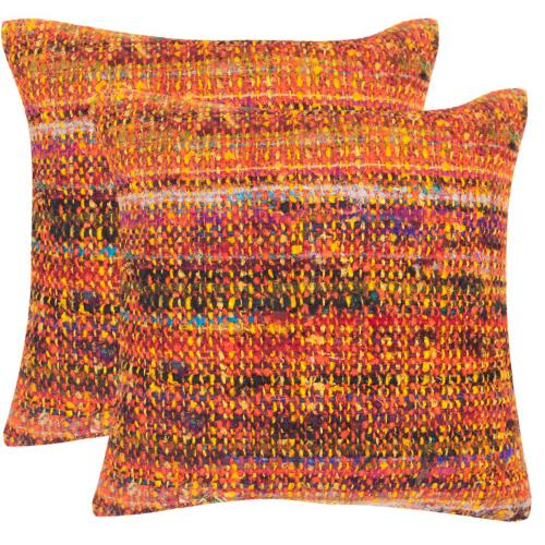Carrie Pillow - Orange Candy
