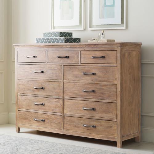 Stamford 11 Drawer Dresser