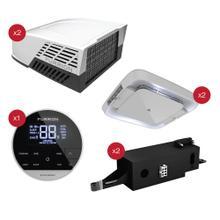15.5K Furrion Chill Air Conditioning System with Multi-Zone Electronic Control