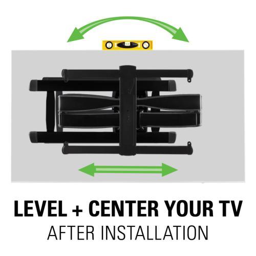 """Sanus - Premium Full Motion TV Wall Mount for 46""""-95"""" TVs"""