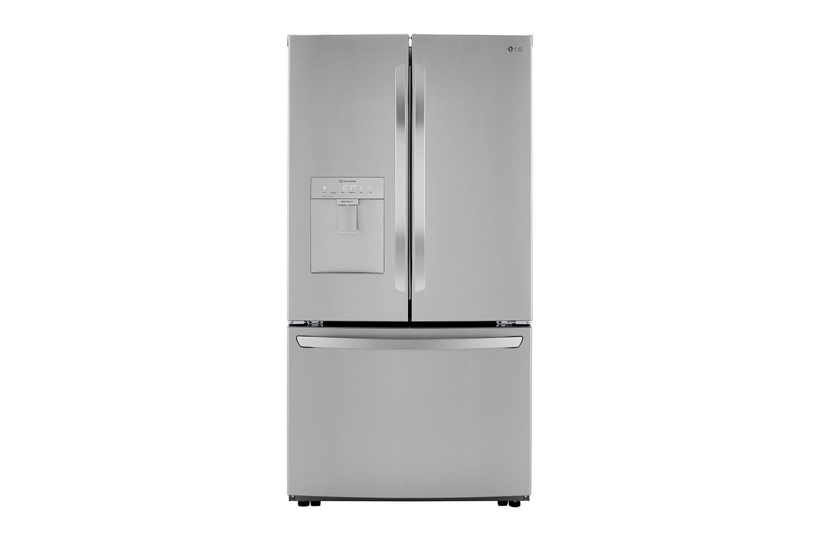 LG Appliances29 Cu Ft. French Door Refrigerator With Slim Design Water Dispenser
