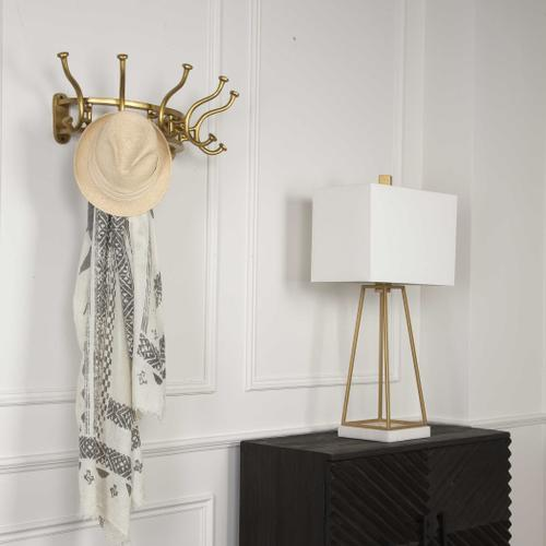 Uttermost - Starling Wall Mounted Coat Rack