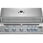 Built-In 700 Series 38 RB with Infrared Rear Burner , Stainless Steel , Natural Gas