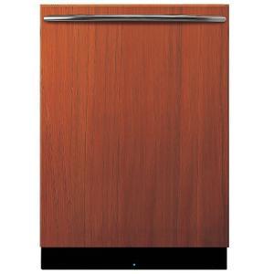 """Viking24"""" Dishwasher w/Optional Tuscany Panel - FDWU524 Custom Panel"""