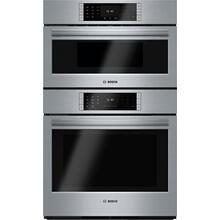 See Details - Benchmark® Combination Oven 30'' Stainless steel HBLP752UC