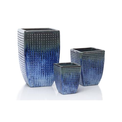 Shallop Planter - Set of 3