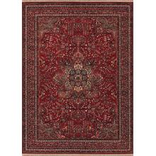 Kashimar All Over Center Medallion - Antique Red 0612/3337