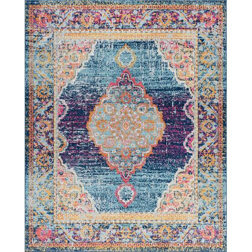 Jasmine - JSM4001 Multi-Color Rug