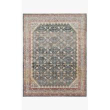 View Product - GRA-01 MH Blue / Persimmon Rug