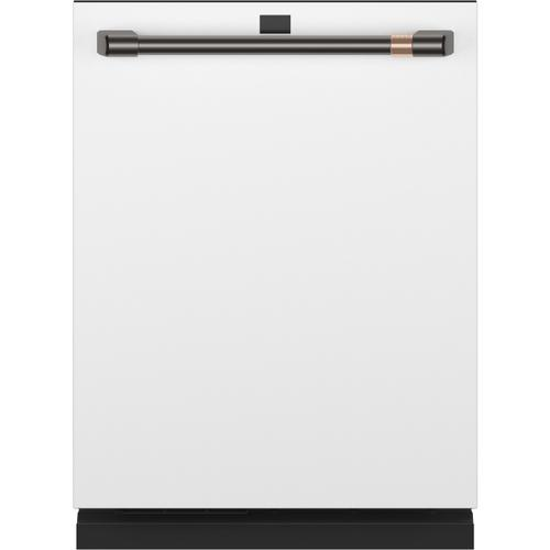 Cafe - Café™ Smart Stainless Steel Interior Dishwasher with Sanitize and Ultra Wash & Dual Convection Ultra Dry