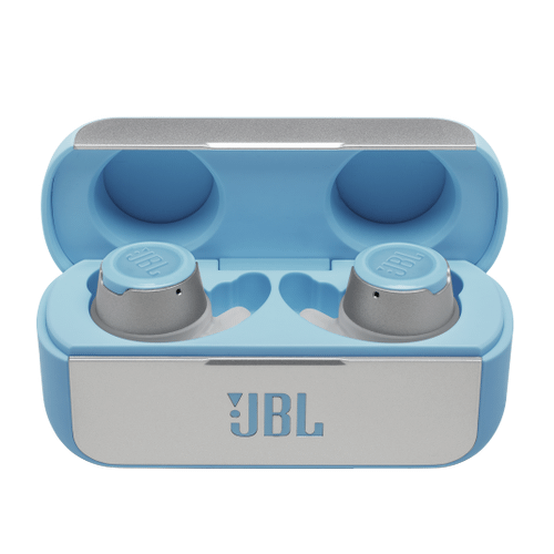 JBL REFLECT FLOW True wireless sport headphones.
