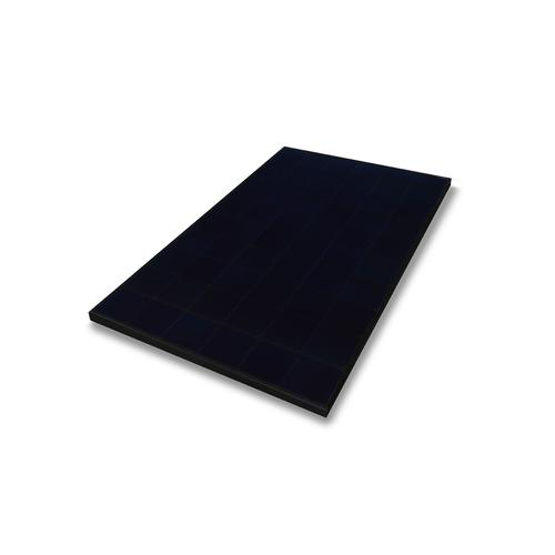 LG - 385W High Efficiency LG NeON® R Prime Solar Panel for Home with 60 Cells (6 x 10), Module Efficiency: 21.2%, Connector Type: MC4