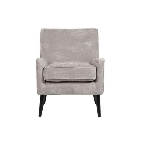Kristina Cement Gray Accent Chair, AC192