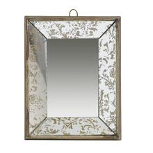 31499  Dorthea Hanging Mirror,Small