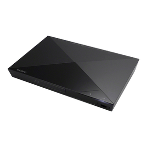 Streaming Blu-ray Disc player with Super Wi-Fi ®