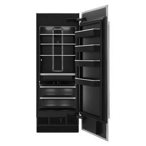 """JennAir - 30"""" Built-In Refrigerator Column (Right-Hand Door Swing)"""