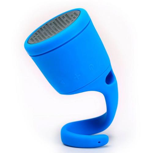 Waterproof Bluetooth Speaker in Blue