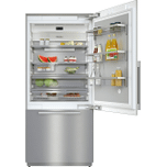 MieleMiele KF 2901 SF - MasterCool(TM) fridge-freezer with high-quality features and maximum storage space for exacting demands.