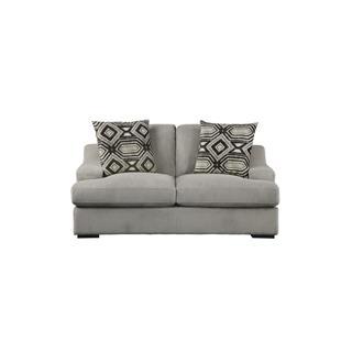 Orofino Love Seat with 2 Pillows