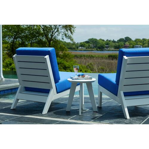 Seaside Casual - Dex Round Side Table (145)