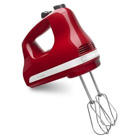 6 SPEED HAND MIXER - Empire Red