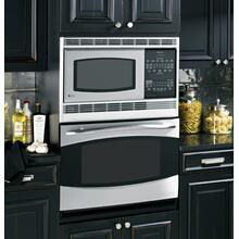 "Display Model GE Profile™ 30"" Built-In Double Microwave/Convection Oven"