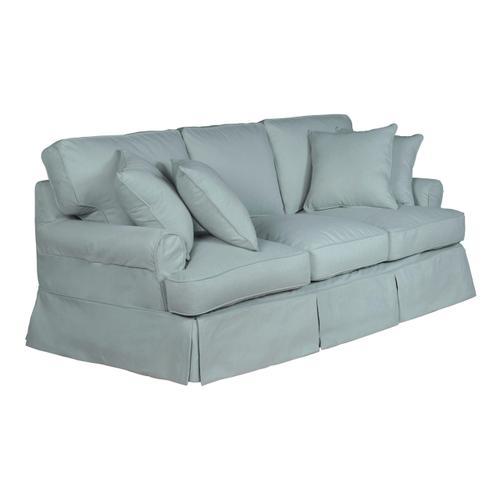 Horizon Slipcovered Sofa - Color: 391043