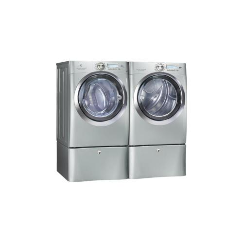 Electrolux - 8.0 Cu. Ft. Electric Front Load Dryer with Wave-Touch® Controls featuring Perfect Steam