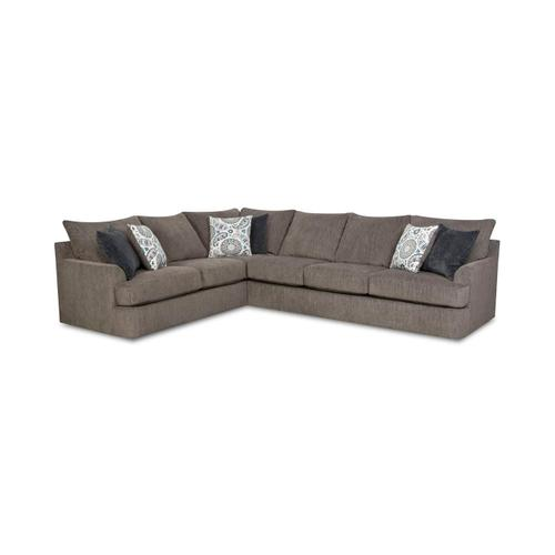 8540 Two Piece Sectional