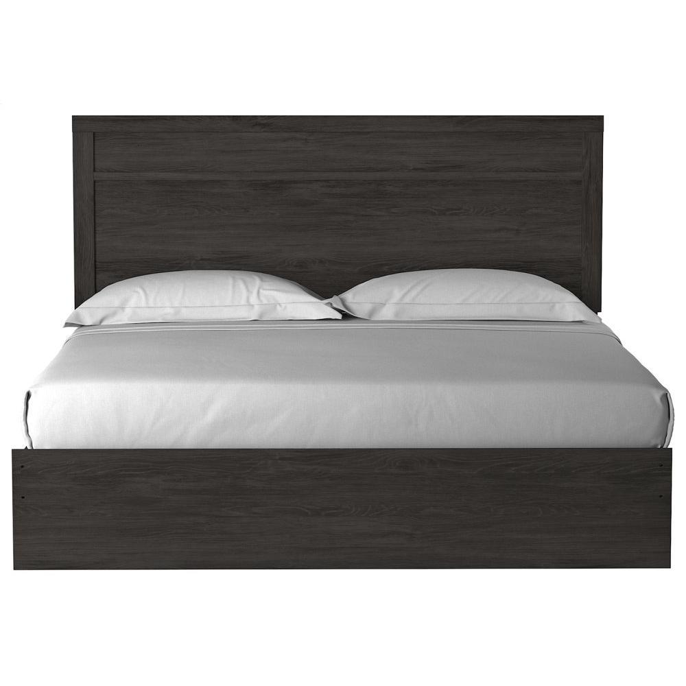 Belachime King Panel Bed