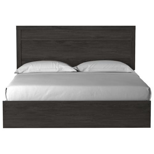 Belachime King Panel Bed